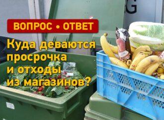 Вопрос – ответ: куда деваются просрочка и отходы из магазинов?