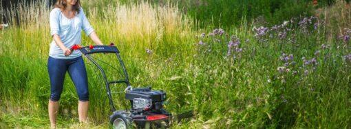 Сенокосилки бензиновые – преимущества и особенности применения