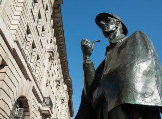 Этот день в истории: в Лондоне появился памятник Шерлоку Холмсу