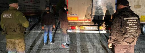 В Черноморск прибыл теплоход с мигрантами-нелегалами из Сирии