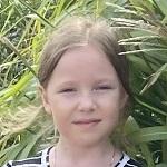 девочка, 7 лет