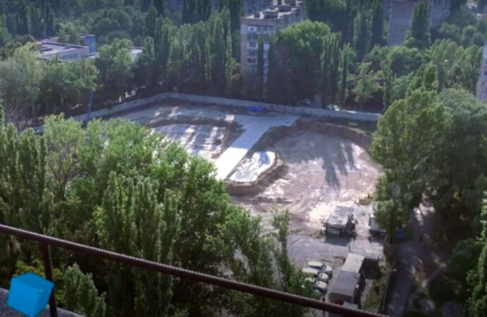 В Одессе уничтожили детсад ради очередного ЖК: есть ли управа на застройщика? (видео)