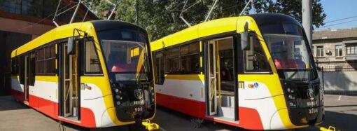 В Одессе запустят новые трамваи и новый маршрут троллейбуса