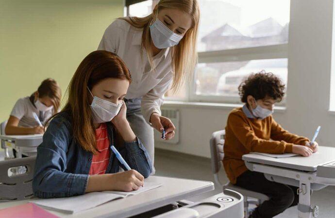Дистанционке в одесских школах быть?