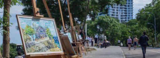 Одесская Трасса здоровья превратится в картинную галерею