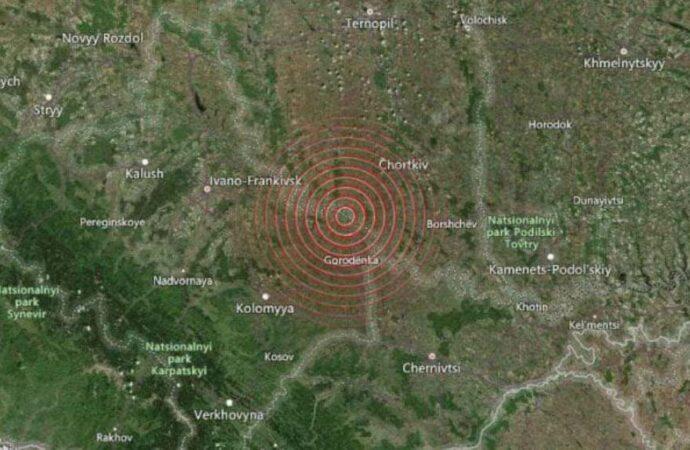 Сегодня утром в Украине произошло землетрясение: подробности