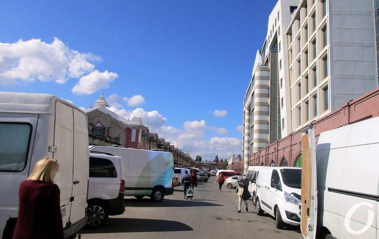Одесская улица Привозная17