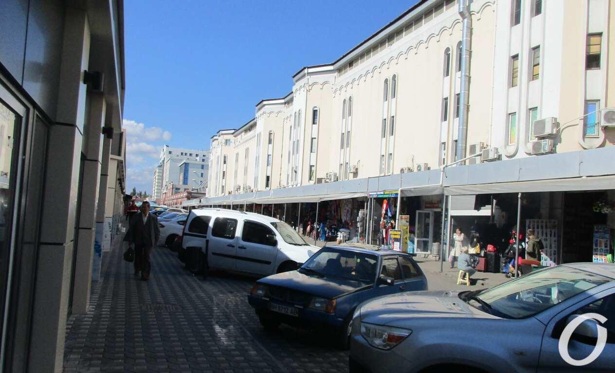 Одесская улица Привозная2