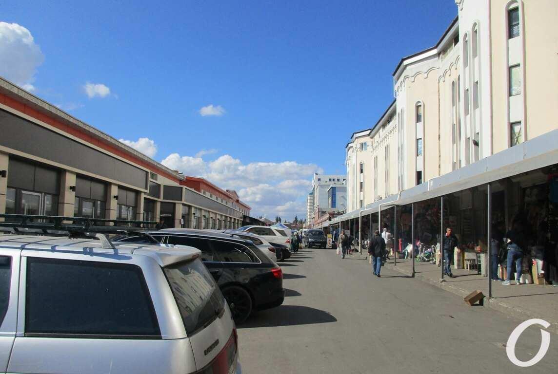 Одесская улица Привозная3