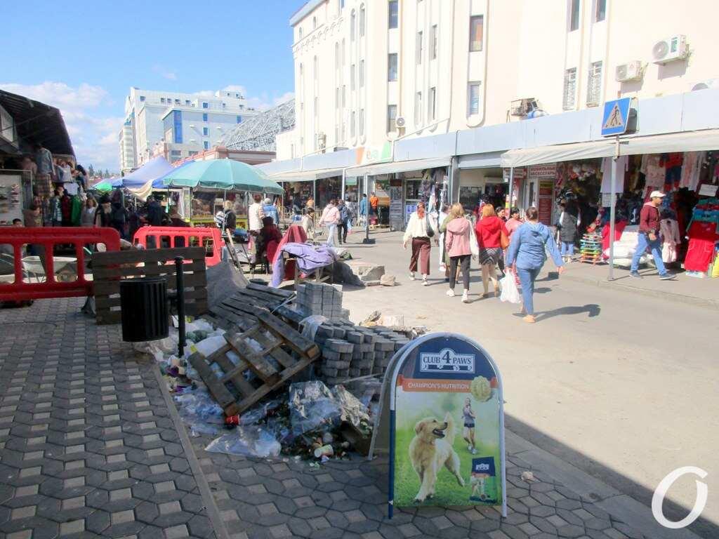 Одесская улица Привозная7
