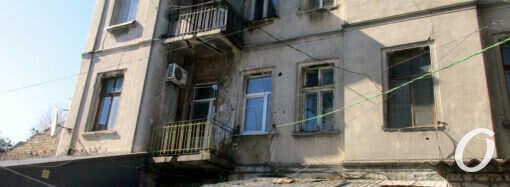 В преображенном одесском Новощепном ряду будут преображать старый жилой дом (фото)