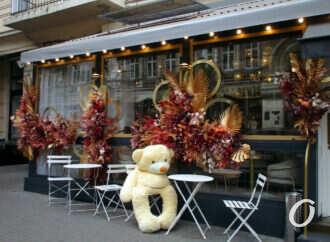 Октябрь по-одесски: центр города – в осенних переливах (фоторепортаж)