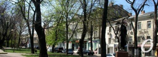 Готовимся к большим раскопкам: в Одессе грядет ремонт теплосети на Александровском проспекте