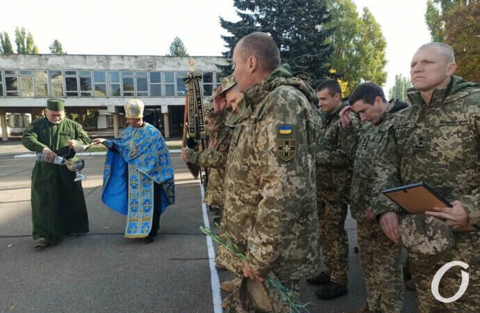 Как отметили День защитников и защитниц Украины бойцы 28-й мехбригады (фото)