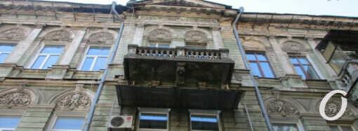 В Одессе будут реставрировать историческое здание на Греческой: повезет фасаду и крыше (фото)