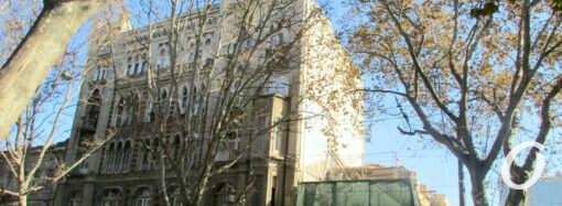 Тревожный квартал на одесской Ришельевской: сезон землетрясений и будущий дом-бутик (видео, фото)