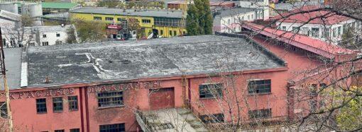 Красные пакгаузы в Одесском порту сдадут в аренду