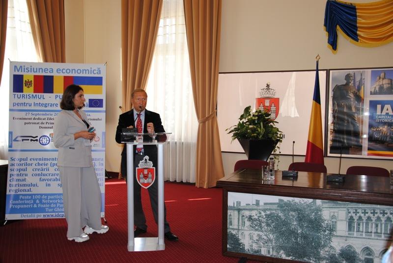 президент Одесской ассоциации туроператоров и агентств Александр Грабовский