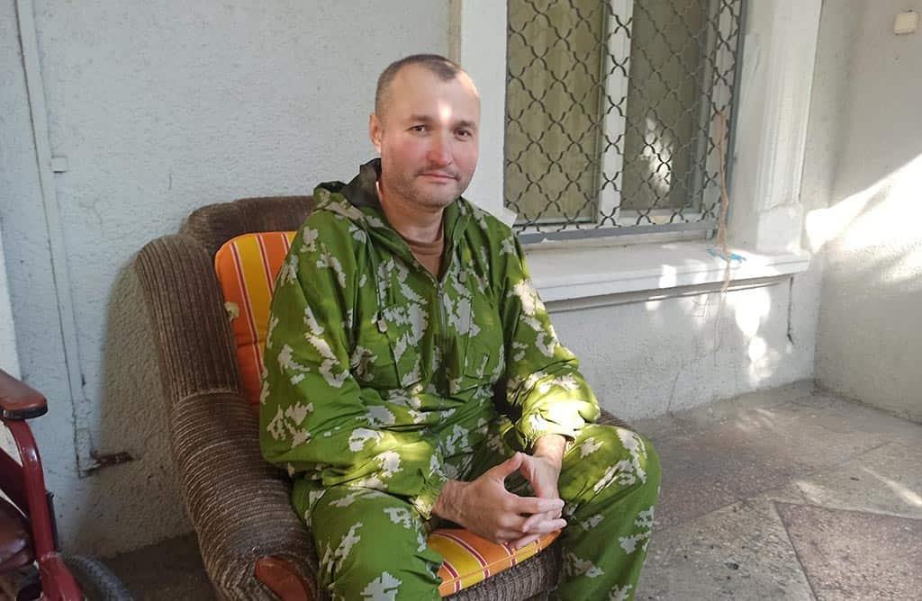 Алексей позывной Скэля