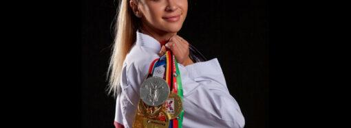 Одесситка стала победителем в мировой Премьер-лиге по карате