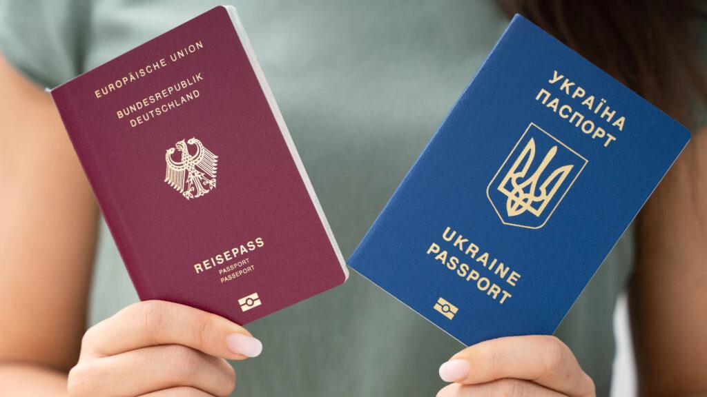 Двойное гражданство Украина