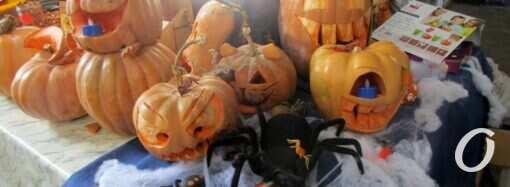 «Одесситы и без того напуганы!»: признаки Хэллоуина на улицах города