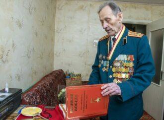 Умер участник освобождения Одессы Николай Московой: читайте его воспоминания