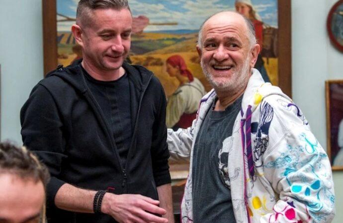 Одесский худмузей презентует сборник стихов Ройтбурда с иллюстрациями Жадана