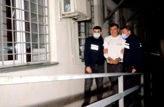 Арестованный в Грузии Михаил Саакашвили объявил голодовку