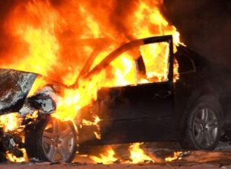 На Одесчине сгорел в авто начальник службы безопасности агрокомпании