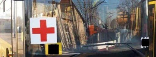 В Одессе хотят запустить вакцинальный автобус