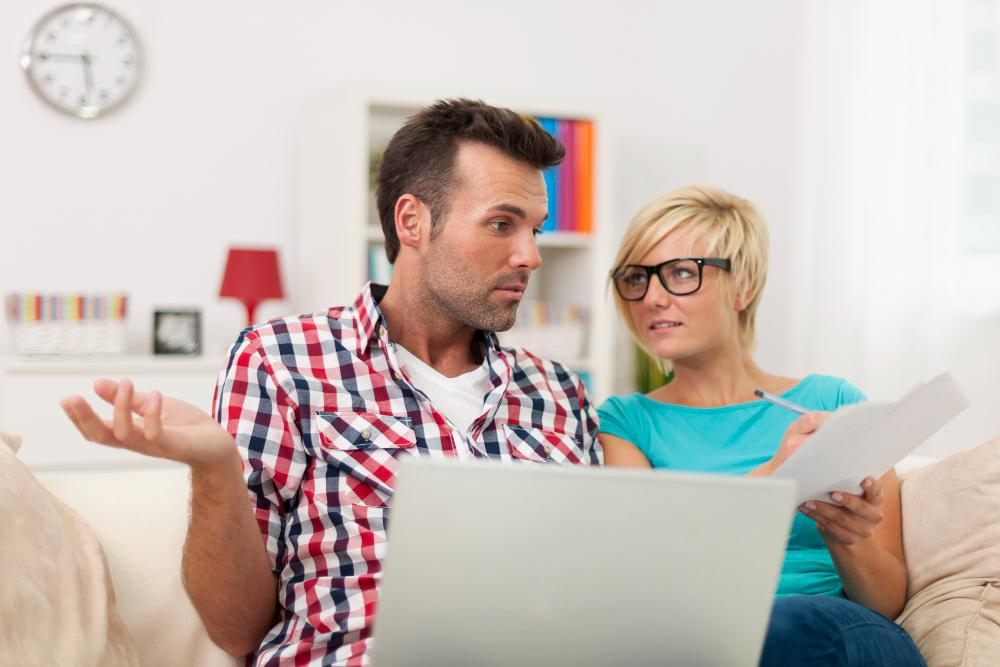 Отвечает ли жена за кредит мужа?