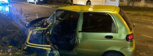 В Одессе и области за вечер случилось несколько дорожных аварий с жертвами (фото)