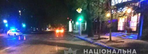 Ночью в центре Одессы сбили насмерть молодую женщину – не там перебегала дорогу
