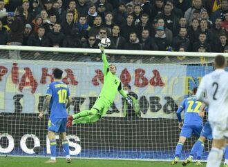 Отбор ЧМ-2022: у сборной Украины опять ничья