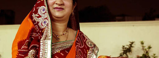Сегодня Карва Чаутх в Индии