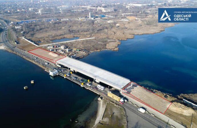 В Одессе ищут, кто придумает, как отремонтировать «поплывший» мост