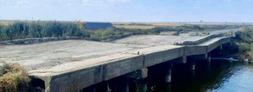 В Одесской области может рухнуть крупный мост: как объехать