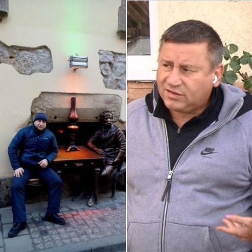 подозреваемый в нападении на журналистов Думской