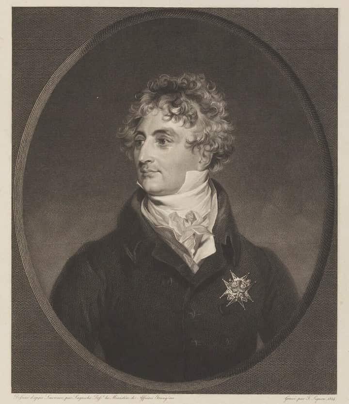 портрет Ришелье