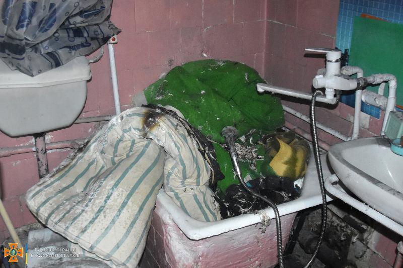 пожар в общежитии одесского политеха2