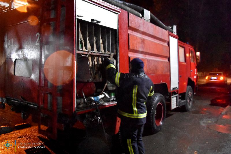 пожар в общежитии одесского политеха3