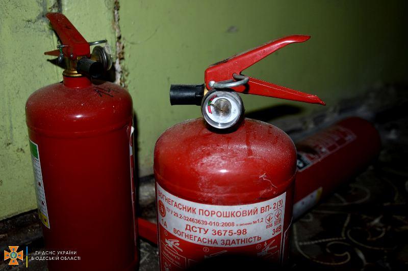 пожар в общежитии одесского политеха4