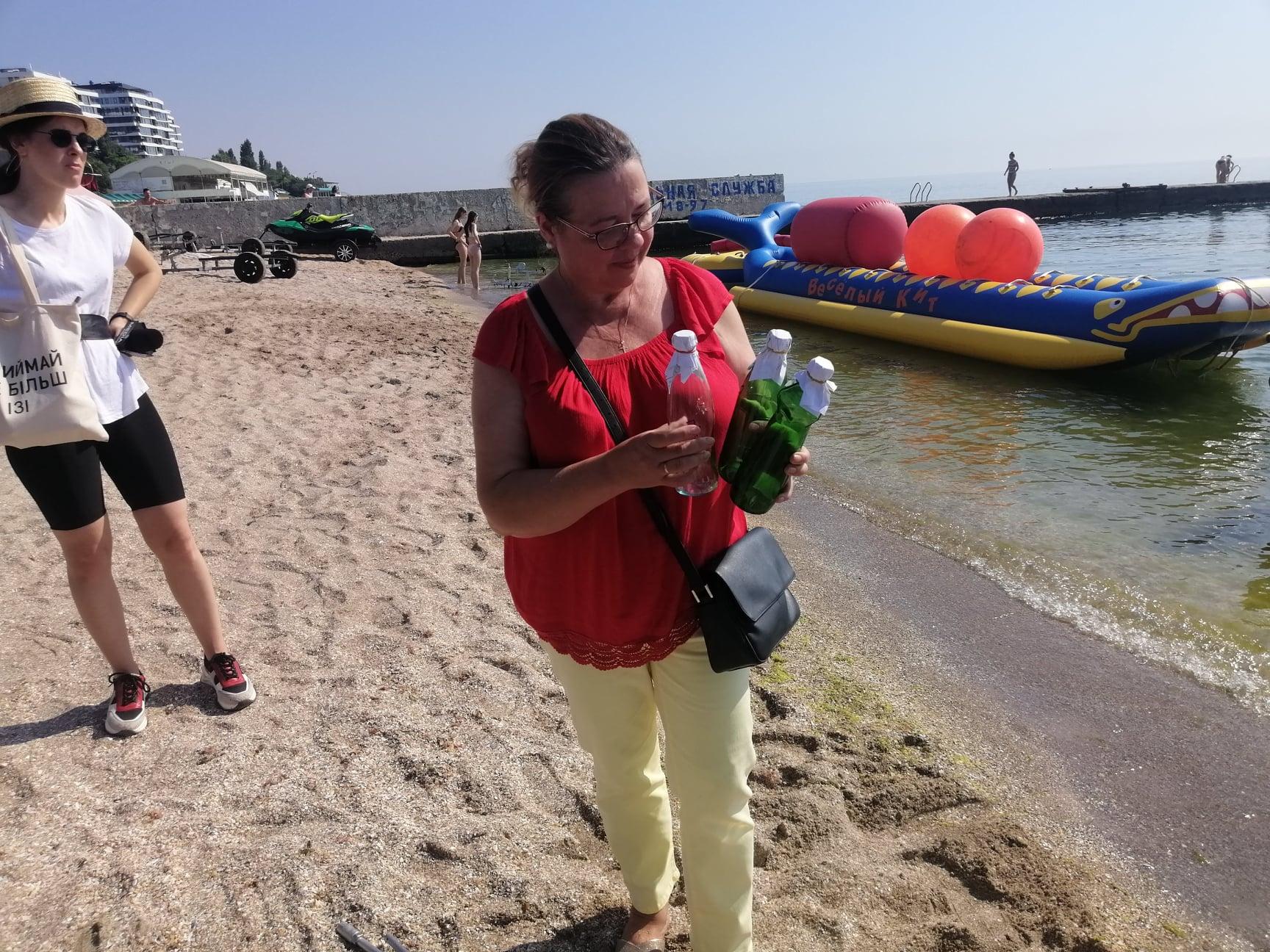 проверка качества воды в Одессе