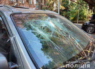В Одессе парень атаковал полицейских ножом: подробности